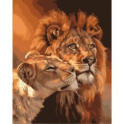 Malování podle čísel B05151