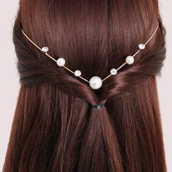 Elegantní ozdoba do vlasů - 3 varianty