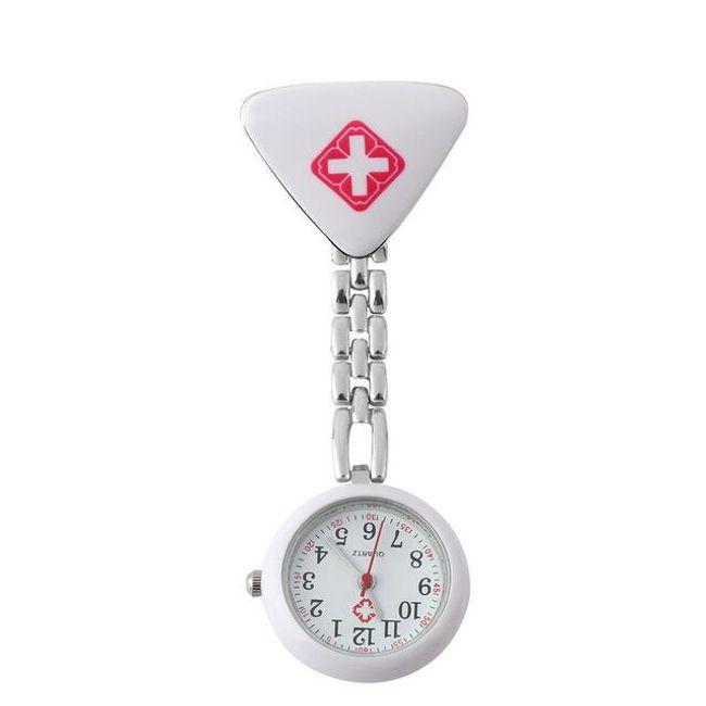 Žepna ura za medicinske sestre 1
