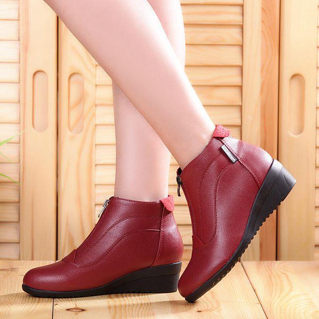 Bayan kışlık ayakkabı DZB457 1