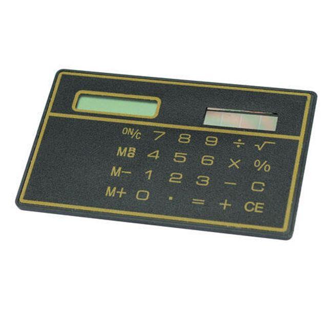 Solarni mini kalkulator 1