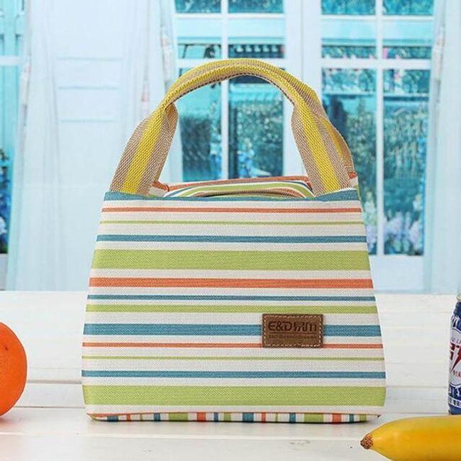 Термо-сумка для еды и напитков 1