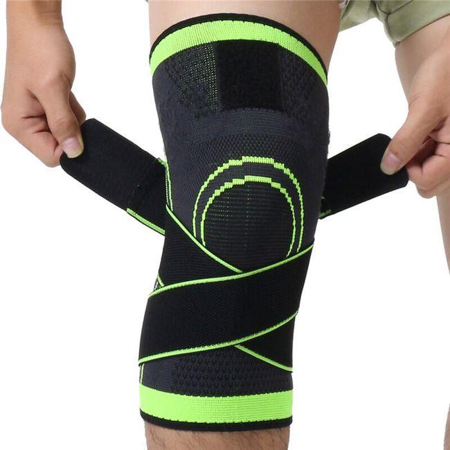 Sportowa orteza na kolano 1