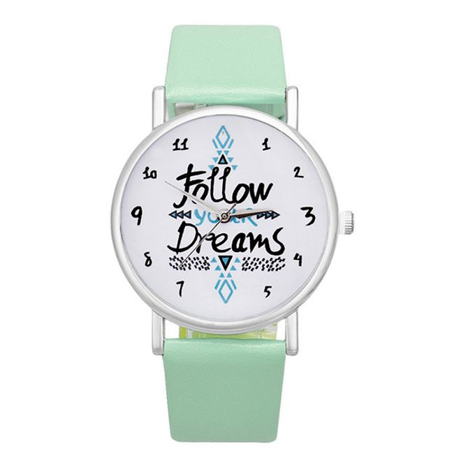 Unisex óra Follow Your Dreams 1