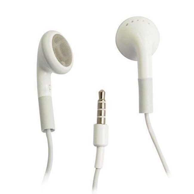 Stereo headset słuchawki z mikrofonem do iPhone 1