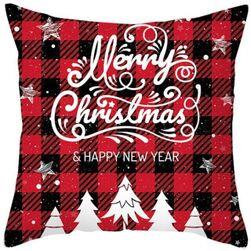 Christmas pillow cover NDIY5519