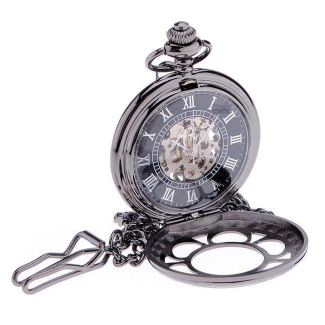 Джобен часовник с верижка 1
