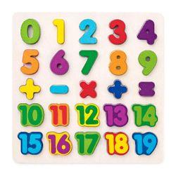 Rejtvény - számok a táblán RZ_900695