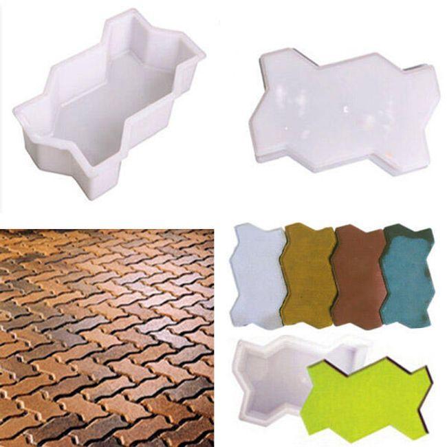 Formák betonkockákhoz 1