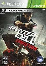 Hra (Xbox 360) Tom Clancy ́s Splinter Cell: Conviction