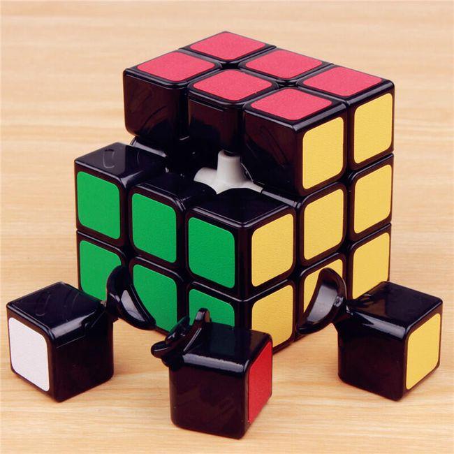 Rubikova kostka v mini provedení 1