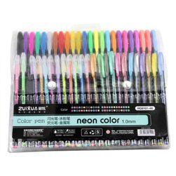 Żelowe długopisy Naila