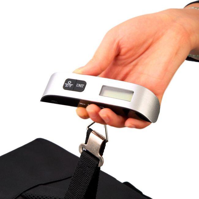 Příruční váha na zavazadla 1