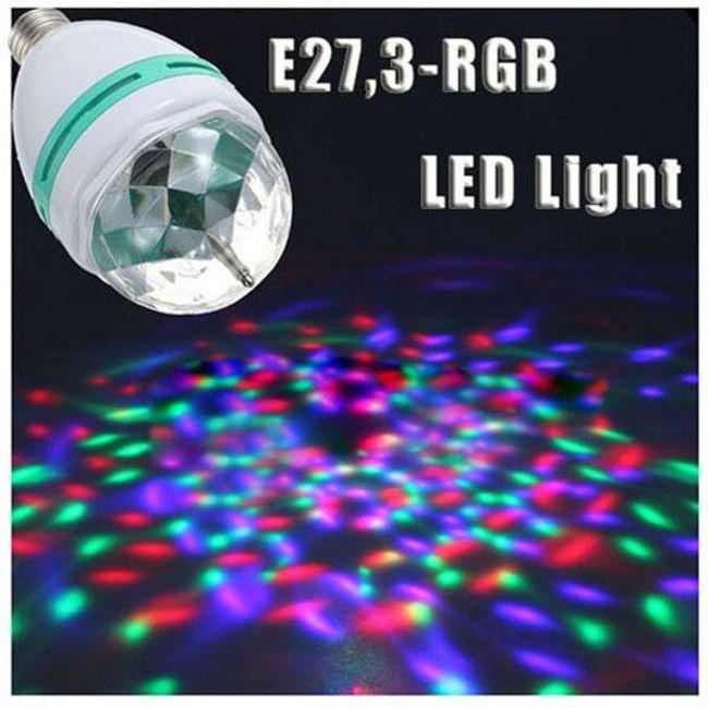 LED világítás pártira  1
