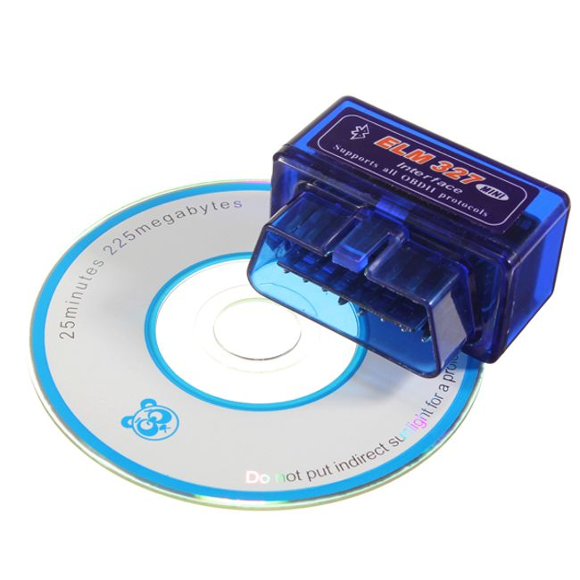 Avtodijagnostika bluetooth ELM 327 V 1,5 OBD2 1