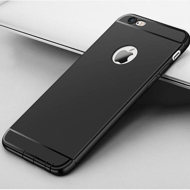 Zadní silikonový kryt pro iPhone 6/6S 1