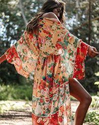 Plażowa sukienka Tgb4