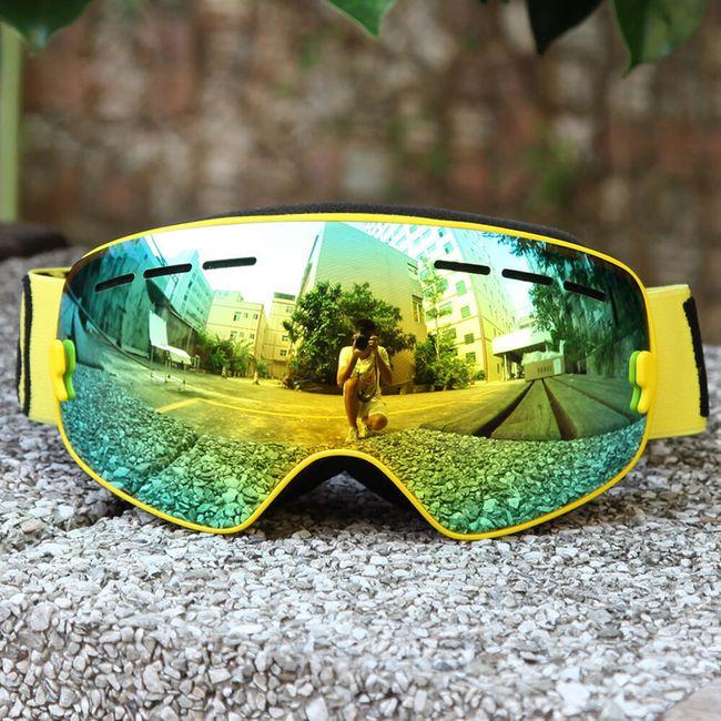 Narciarskie okulary pro děti 1