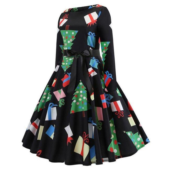 Női karácsonyi ruha Maline