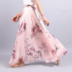Lagana i prozračna letnja suknja - različiti motivi