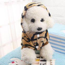 Îmbrăcăminte tigru pentru câine