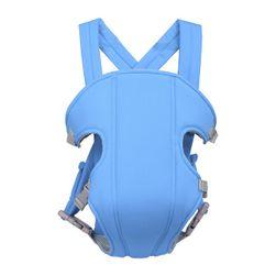 Ergonomski nosilec za dojenčke  svetlo modra