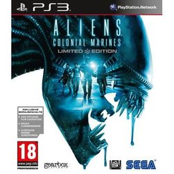 Joc (PS3) Aliens Colonial Marines Limited Edition