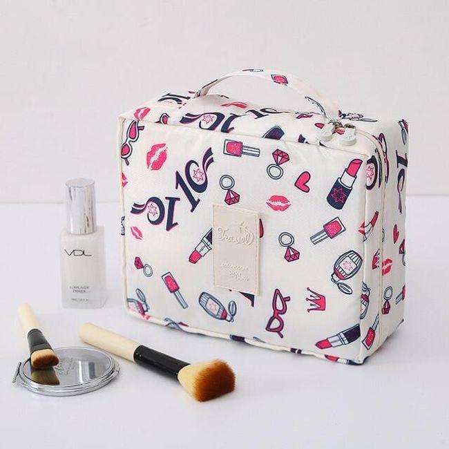 Kozmetikai táska Ayda 1