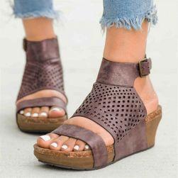 Ženske sandale na platformu Korra