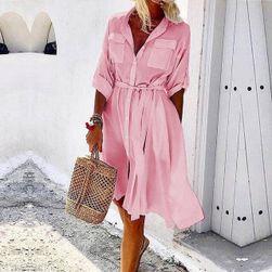 Женское платье-рубашка Vretona