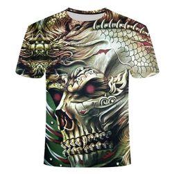 Męska koszulka z krótkim rękawem TD545