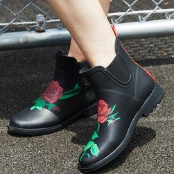 Дамски обувки до глезена CJN58