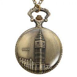 Kapesní hodinky s Big Benem