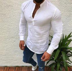 Мужская футболка с длинным рукавом Fiametta