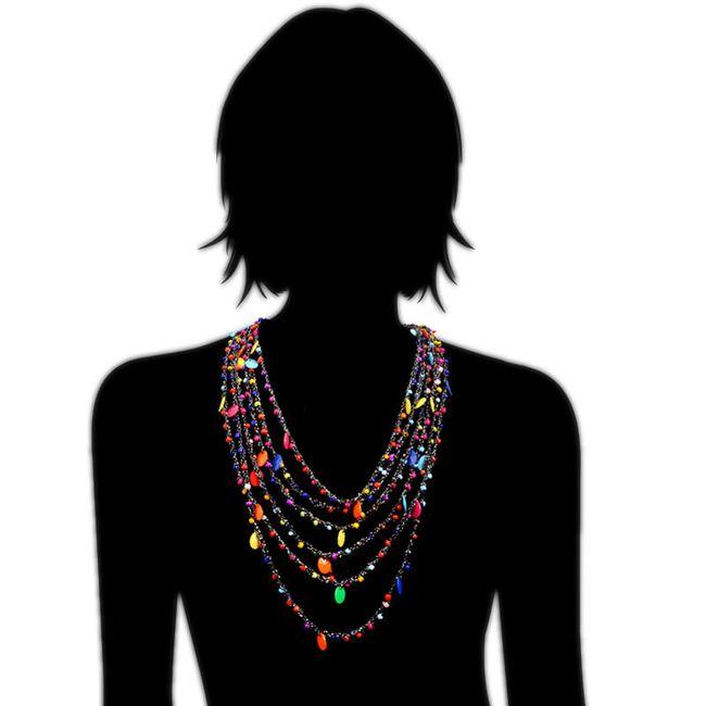Ženska ogrlica B03834 1