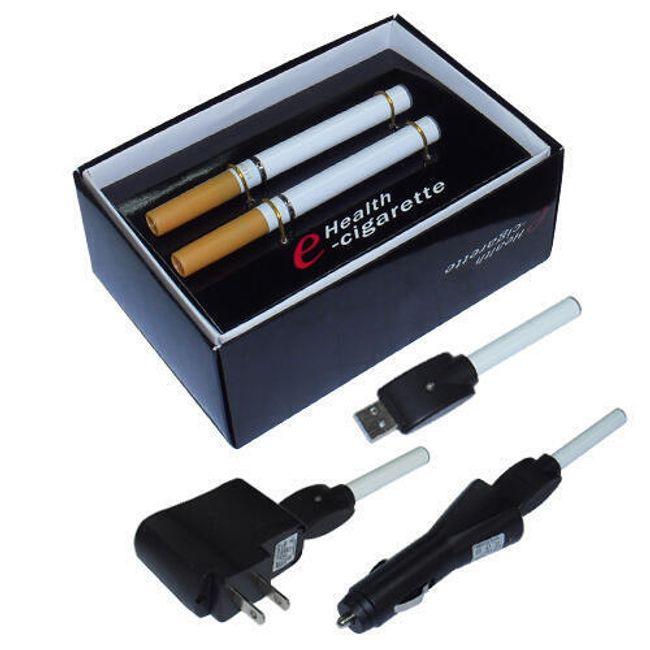Dvojbalení e-cigarety V9(8,5mm) + 10 patron s vysokým obsahem nikotinu 1