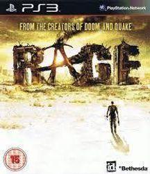 Igre (PS3) Rage
