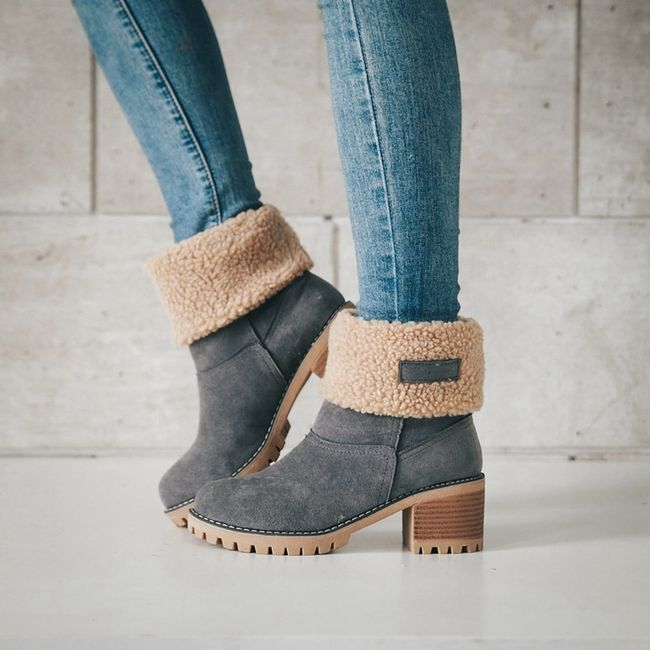 Dámské kotníkové boty Lorra 1