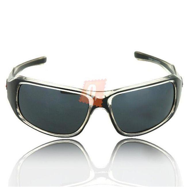 Sluneční brýle - sportovní, černé 1