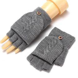 Дамски ръкавици без пръсти NG12