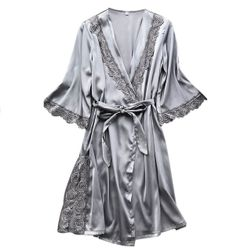 Женский халат Saya