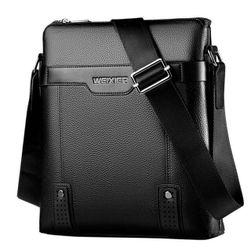 Pánská taška přes rameno LXN007 Černá