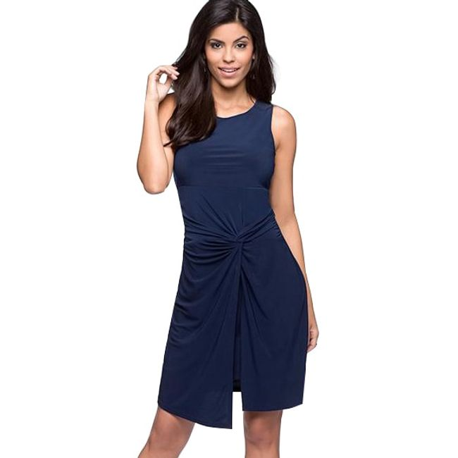 Дамска рокля без ръкави Dareen 1