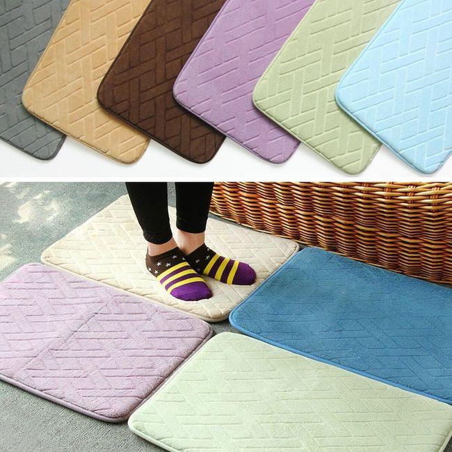 Csúszásgátló szőnyeg 40 x 60 cm 1