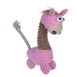 Hračka pro psy ve tvaru koně - 3 barvy
