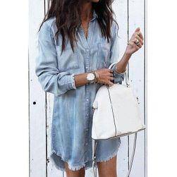 Ženska džins košulja TF2322