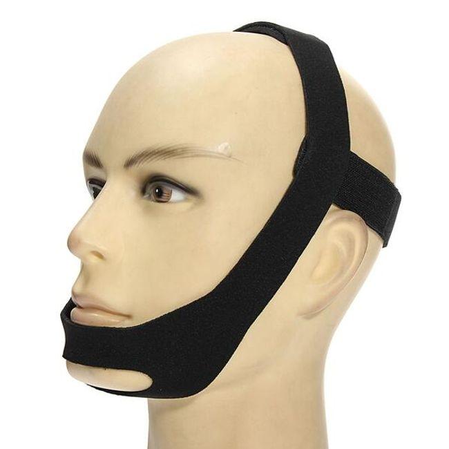 Trak za glavo proti smrčanju 1