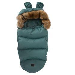 zimska jakna od flisa Meddo