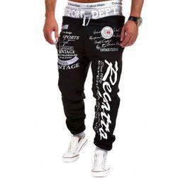 Męskie spodnie dresowe - 5 kolorów
