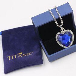 Ženska ogrlica Titanic